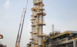 1 -grúas de 50tn con plumin refineria