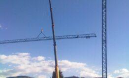 2- Montaje Grúa Torre en Cuzco 1