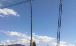 2- Montaje Grúa Torre en Cuzco 2