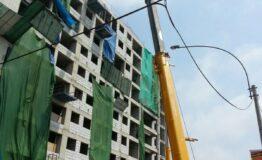 2- Montaje Grúa Torre en Lima 1
