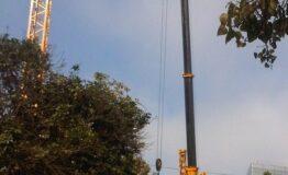2- Montaje Grúa Torre en Lima 5