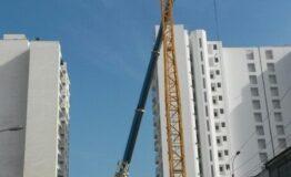 2- Montaje Grúa Torre en Lima 6