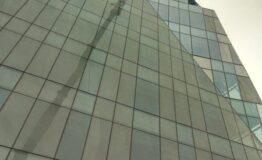 5 - colocación vidrios facahada 1