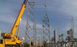 subestación eléctrica Marcona
